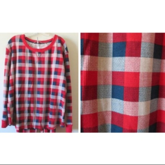 Gilligan   O Malley Other - 3X Gilligan   O Malley Red Thermal Plaid 4533701c9